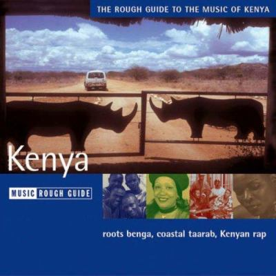 The Rough Guide to Music of Kenya 9781843534358