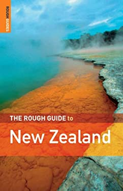 The Rough Guide to New Zealand 9781843536796