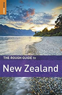The Rough Guide to New Zealand 9781848365230