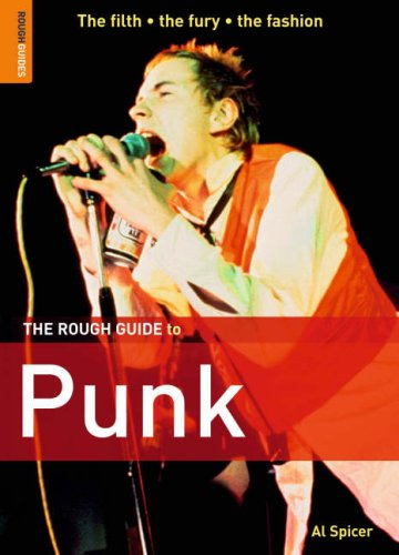 The Rough Guide to Punk 9781843534730