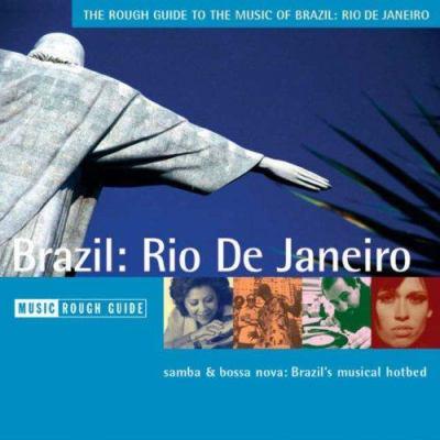 The Rough Guide to Rio de Janeiro CD 9781843536550