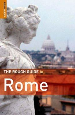 The Rough Guide to Rome 9781843538547