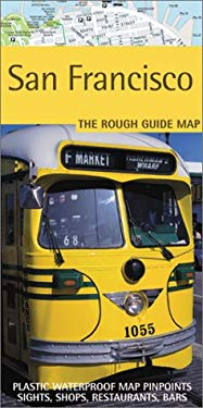 The Rough Guide to San Francisco Map 9781843530022