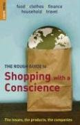 The Rough Guide to Shopping with a Conscience 1 9781843537243