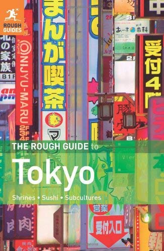 The Rough Guide to Tokyo 9781848366022