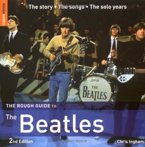 The Rough Guide to the Beatles 9781843537205