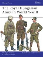 The Royal Hungarian Army in World War II 7507744