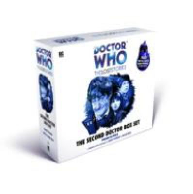 The Second Doctor Box Set 9781844354535