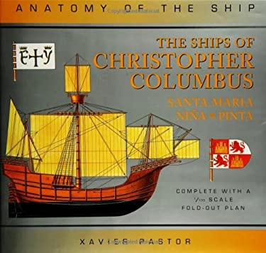 The Ships of Christopher Columbus 9781844860142