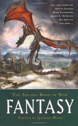The Solaris Book of New Fantasy 9781844165230