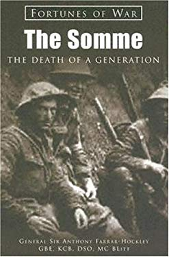The Somme: The Death of a Generation 9781841450438
