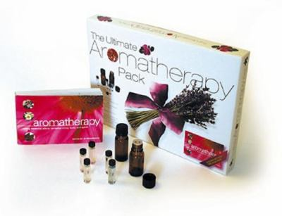 The Ultimate Aromatherapy Pack [With Almond Oil, Glass Mixer Bottle, Various Oils] 9781843330271