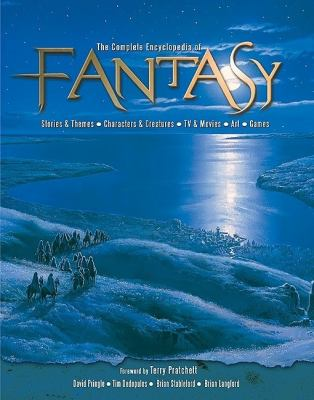 The Ultimate Encyclopedia of Fantasy 9781847320735