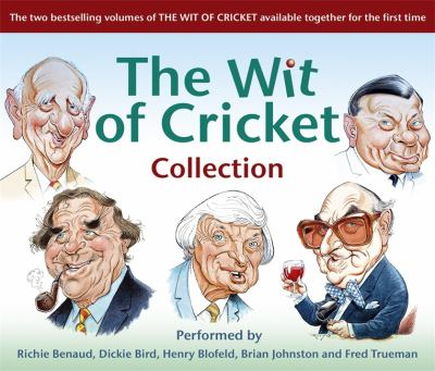 The Wit of Cricket Collection 9781844567263