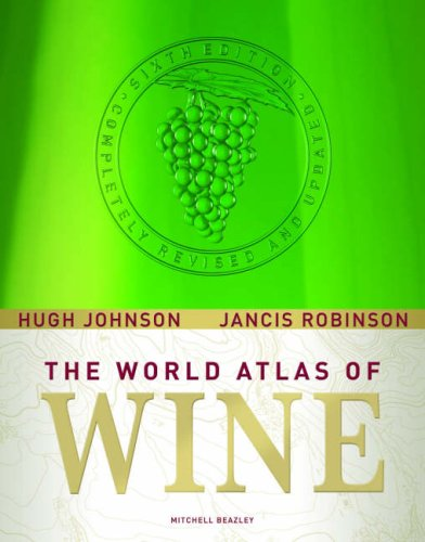 The World Atlas of Wine 9781845333010
