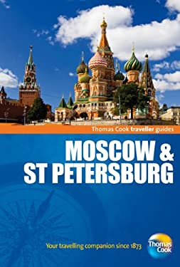Thomas Cook Moscow & St Petersburg 9781848482210