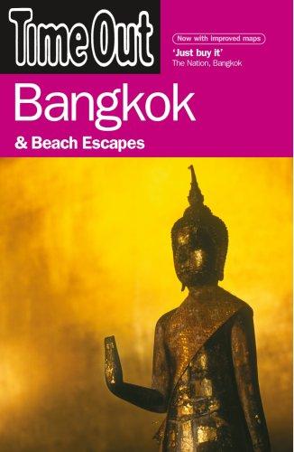 Time Out Bangkok & Beach Escapes 9781846700217