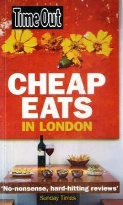 Time Out Cheap Eats in London 9781846700743
