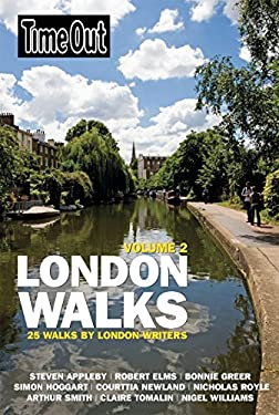 Time Out London Walks, Volume 2: 25 Walks by London Writers 9781846702020