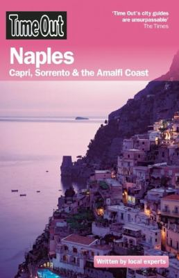 Time Out Naples: Capri, Sorrento & the Amalfi Coast 9781846701023