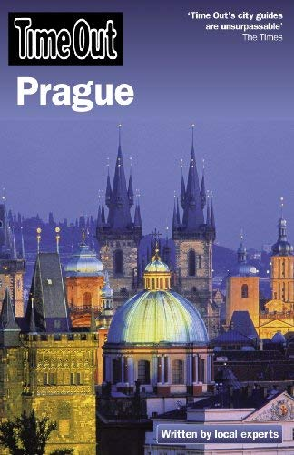 Time Out Prague 9781846700651