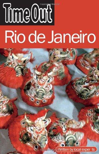 Time Out Rio de Janeiro 9781846700453