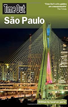 Time Out Sao Paulo 9781846701269