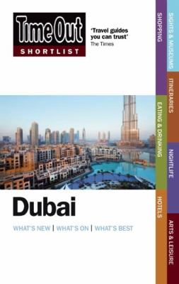Time Out Shortlist Dubai 9781846702532