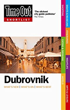 Time Out Shortlist Dubrovnik 9781846700408