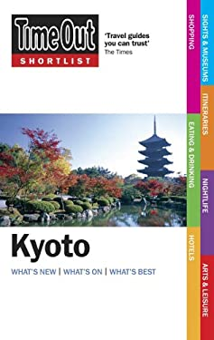 Time Out Shortlist Kyoto 9781846701290