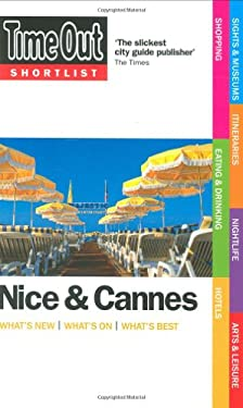 Time Out Shortlist Nice & Cannes 9781846700804