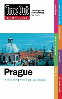 Time Out Shortlist Prague 9781846701337