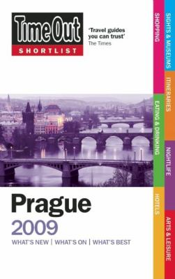 Time Out Shortlist Prague 9781846701054