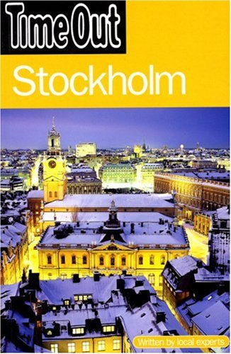 Time Out Stockholm 9781846700019