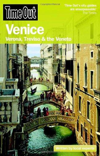 Time Out Venice: Verona, Treviso, & the Veneto 9781846701078