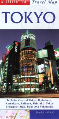 Tokyo Travel Map 9781843306429