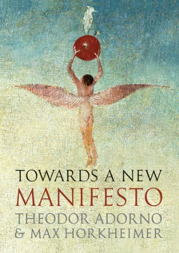 Towards a New Manifesto 9781844678198