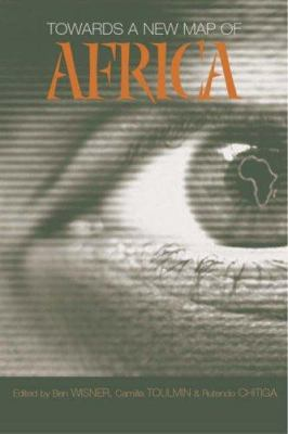 Towards a New Map of Africa 9781844070923