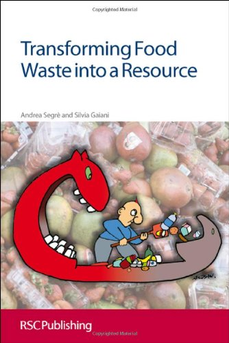 Transforming Food Waste Into a Resource 9781849732536