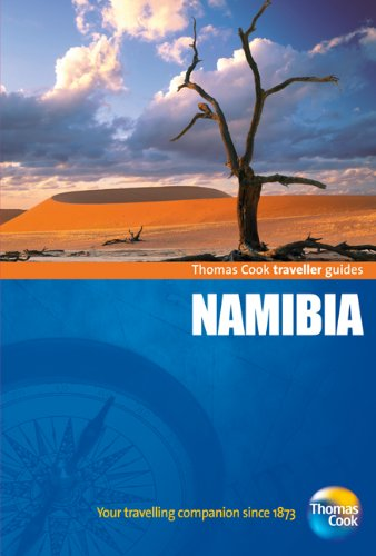 Traveller Guides Namibia 9781848482357
