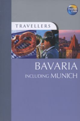 Travellers Bavaria Including Munich 9781848480018