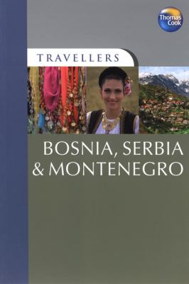 Travellers Bosnia, Serbia & Montenegro 9781848481503