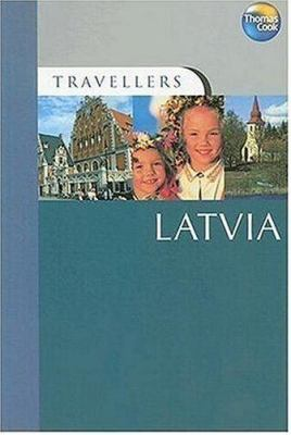 Travellers Latvia 9781841575780