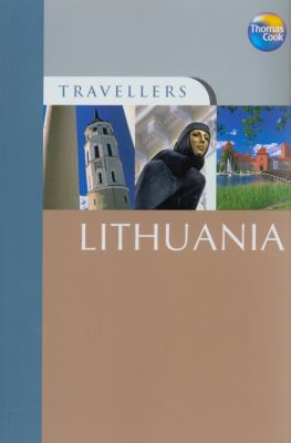 Travellers Lithuania: Guides to Destinations Worldwide 9781841579009