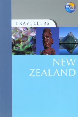 Travellers New Zealand 9781841579924
