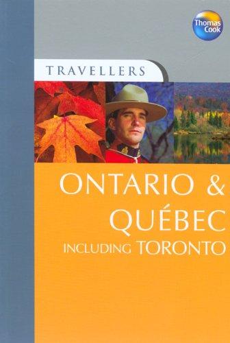 Travellers Ontario & Quebec 9781841578279