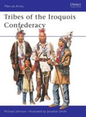 Tribes of the Iroquois Confederacy 9781841764900