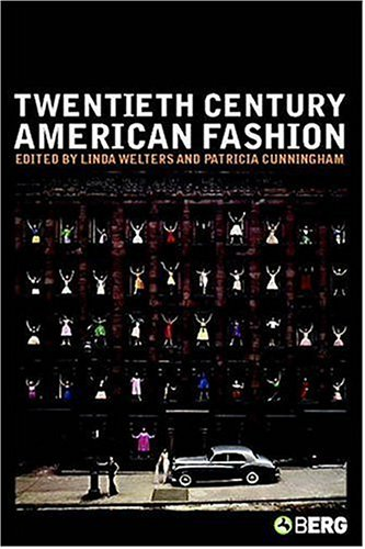 Twentieth-Century American Fashion 9781845200732