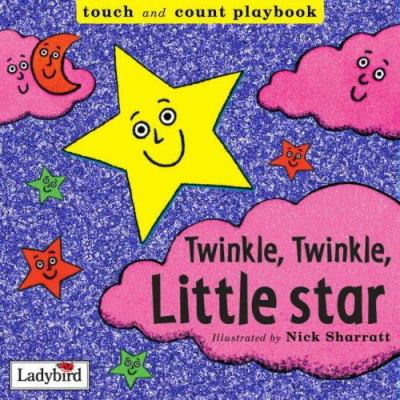 Twinkle, Twinkle, Little Star 9781844225859