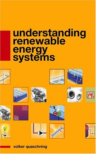 Understanding Renewable Energy Systems [With CDROM] 9781844071289